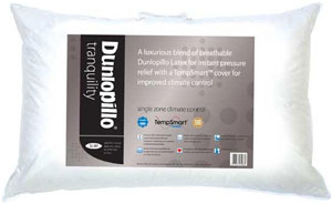 Dunlopillo Tranquility Pillow